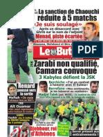 LE BUTEUR PDF du 21/10/2011