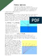 Principiod de Fibra Optica