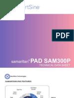 Samaritan PAD Product Data Sheet