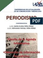 Jornada de Actualizacion 2010 Uan Periodismo