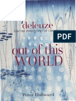 Out of This World - Peter Hallward