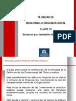 Clase 10 Clima Laboral Las Encuestas