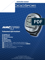 HAC4PRO Instruction Manual