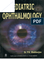 Pediatric Ophthamology 2005