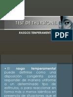 Test de Thurstone