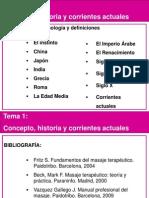 t1. Concepto Historia y Corrientes Actuales