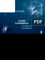 Lifevantage_Presentacion_Compañia_y_Productos_Convers_2011