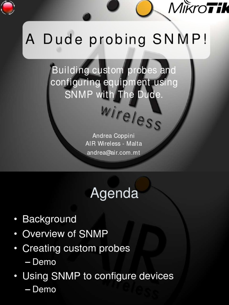 Building Custom Probes and SNMP | Command Line Interface