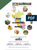 Boletin de Exportaciones Region Ales