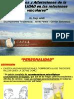 Jornada Personalidad-FACU-2011
