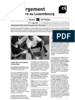 L Hebergement ire Au Luxembourg