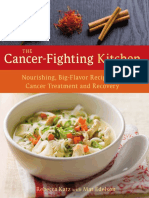 Recipes From the Cancer-Fighting Kitchen