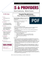 Payers & Providers National Edition October 2011