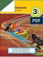 Libro de Lecturas Tercero Rodesp[1]