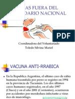 Vacunas Fuera Del Calendario Nacional 2011