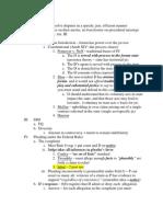 Civpro Checklist