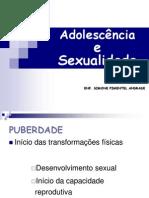 Adolescencia e Sexualidade