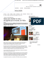ETB Noticias - TEDx Bilbao