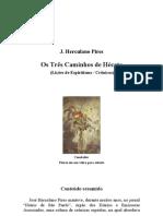 23 -  Herculano Pires - Os Três Caminhos de Hecate