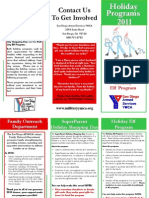 Holiday Brochure 2011 PDF
