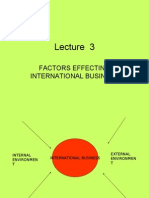 lecture 3 - internal factors