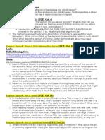 Portfolio Response Options(1)