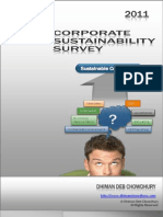 Global Corporate Sustainability Report 2011