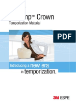 Protemp™ Crown - Temporization Material