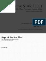 TOS Ships of the Star Fleet (2290-91), Vol 2