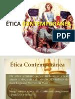 Trabalho - Ética Contemporânea
