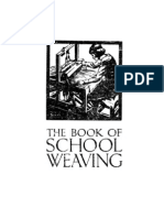 The book of school weaving