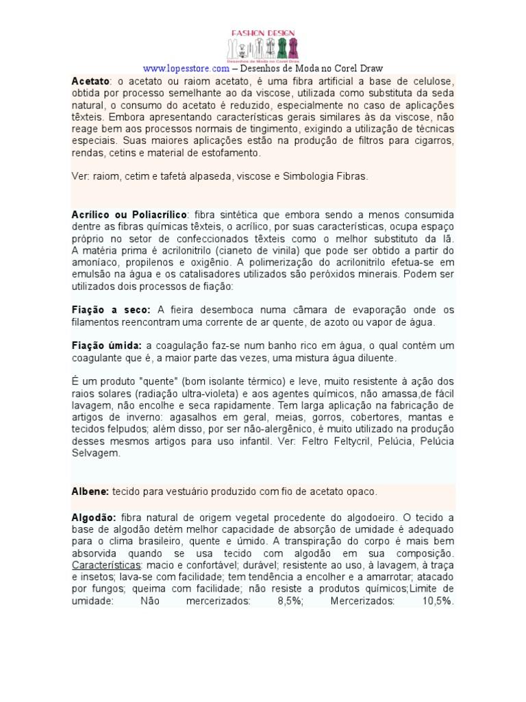 glossario textil 13a254e69f56d