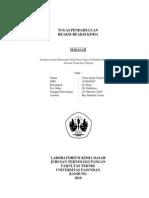 reaksi kimia (makalah)