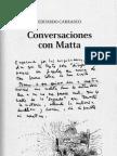 PML 4 Conversaciones Con Matta TRUJILLO