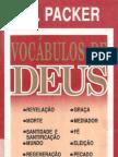 Vocábulos de Deus - J.I.Packer - Cópia