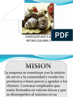 Chocolatudo s.a Sena