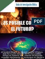 Tema 2 Es Posible Conocer El Futuro