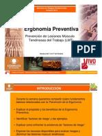 10.10.11 - Ergonomía preventiva