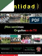 Boletín Identidad Normalista No. 15