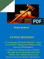 SeminarioHisstoria Do Direito Moderno