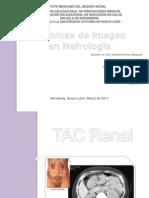 Tecnicas de Imagen en Nefrologia
