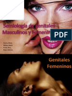 Semiología de genitales