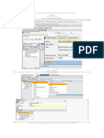 Step by Step Creating a Simple ABAP WebDynpro