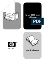 Manual de Hp Psc 2210