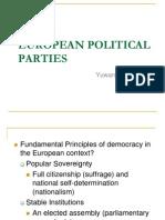 European Political Parties