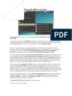 Cómo instalar Microsoft Office en Linux