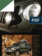 2009 Jeep Patriot Accessories