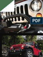 2009 Jeep Wrangler Accessories