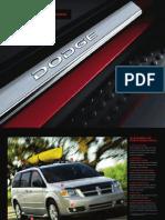 2009 Dodge Caravan Accessories