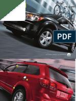 2009 Dodge Journey Accessories